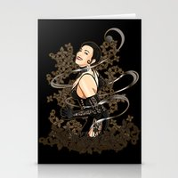 gothic Stationery Cards featuring Gothic by Benimarudo