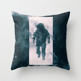 The Approach Throw Pillow