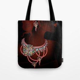 She is Fashion Tote Bag