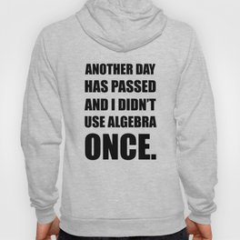 Algebra Hoody