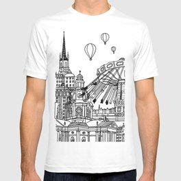 STHLM Silhouettes II T-shirt