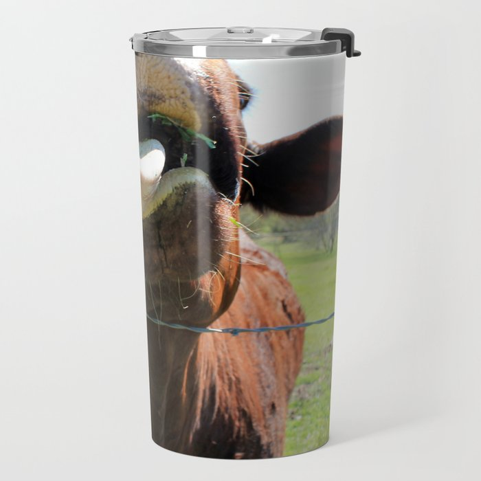 Can I Have a Lick? Travel Mug