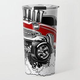 57 Gasser Series REV-2 RED Travel Mug