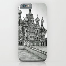 St. Petersburg, Russia iPhone 6s Slim Case