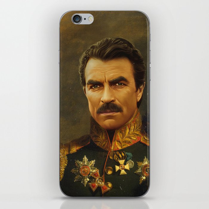 Tom Selleck - replaceface iPhone Skin