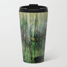 Flowing Stripes Travel Mug
