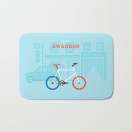 Swagger Bath Mat