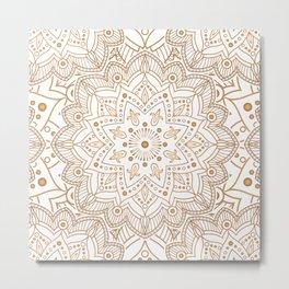 Mandala Collection 5 Metal Print