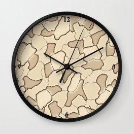 Sepiacamo Wall Clock