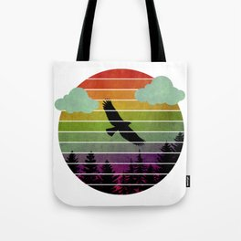Nature Is Calling Tote Bag