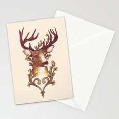 Stag Illustration 1/6 Stationery Cards