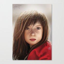 Maisie Canvas Print
