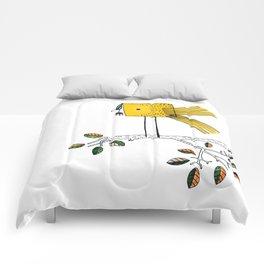 Nosy Bird Comforters