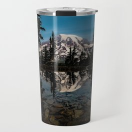 Rainier Reflection 2018 Travel Mug