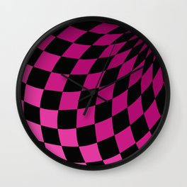 Wonderland Floor #3 Wall Clock