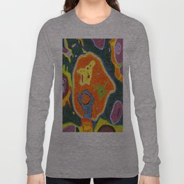 The Porosity of Cells Long Sleeve T-shirt