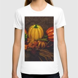 Autumn Pumpkins T-shirt