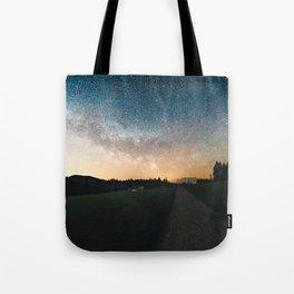 Infinite Journey Tote Bag