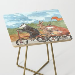 Bike Race Side Table
