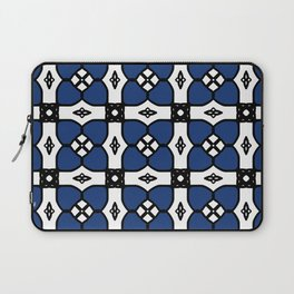 Little Blue Flowers Laptop Sleeve