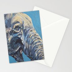 Mike's Elephant Stationery Cards