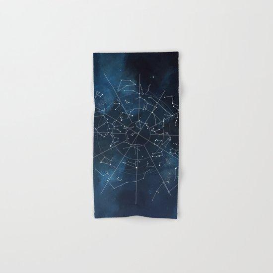 Celestial Map Hand & Bath Towel