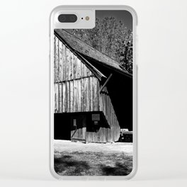 Barn Clear iPhone Case