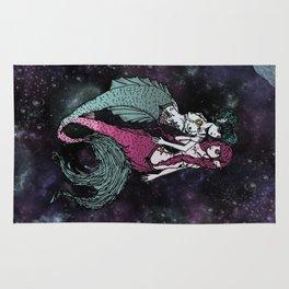 Galactic Siamese Rug