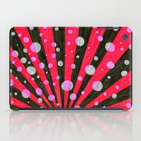 coke iPad Cases featuring Cherry Coke by KouklaDoodle
