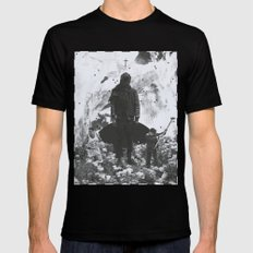 Witch Hunt Mens Fitted Tee MEDIUM Black