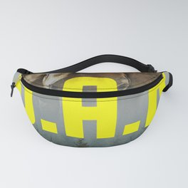 THE MIGHTY OAR WORLD TOUR DATES 2019 BAKWAN Fanny Pack