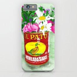 El Pato, still life iPhone Case