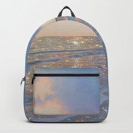 Magic ocean Backpack