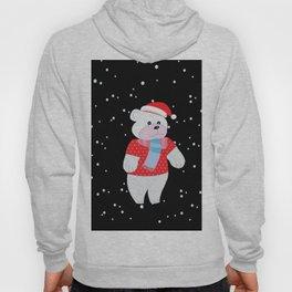 Christmas Bear Hoody
