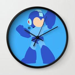 Mega Man(Smash) Wall Clock