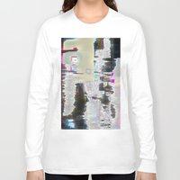 street Long Sleeve T-shirts featuring Street by Teh Glitch