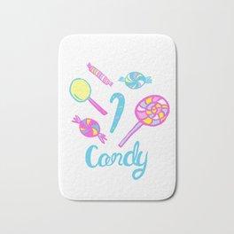 Candy Pop Bath Mat