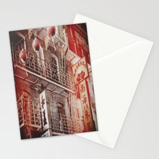 Chinatown, SF Stationery Cards