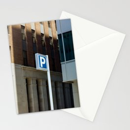 Downtown Baltimore Stationery Cards