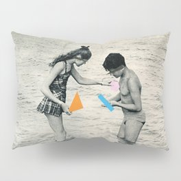 Washed Up Pillow Sham