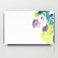 greg guillemin iPad Cases featuring Greg  by Tatiana Shaffer