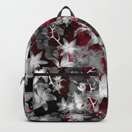 Orchid Galaxy Backpack