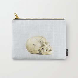 Skull Study 1 - Human Carry-All Pouch