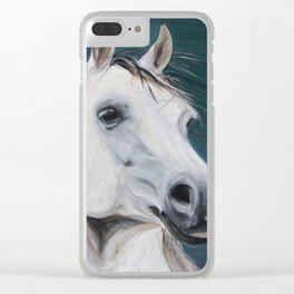 Nyte Dreamer Clear iPhone Case