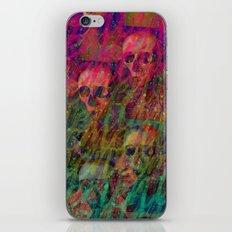 Memento mori B iPhone & iPod Skin