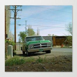 Colorado Pickup Canvas Print