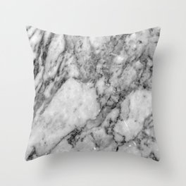 Marbled Throw Pillow