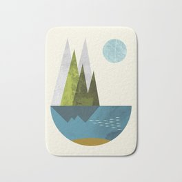Earth Bath Mat