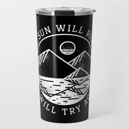 truce II Travel Mug
