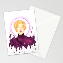 Captain of the Galaxy Stationery Cards
